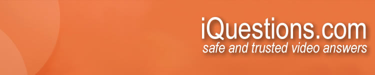iQuestions.com, save and trusted video answers