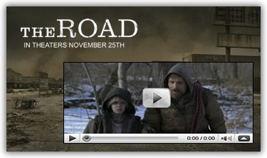 "THEATRICAL TRAILER: ""The Road"""